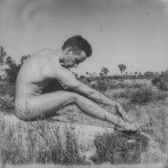 Wildland - Contemporary, Polaroid, Nude, 21st Century, Joshua Tree