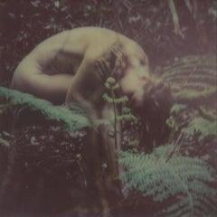 Willow - Contemporary, Nude, Women, Polaroid, 21st Century