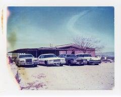 Wrecked - Polaroid, Americana, Contemporary
