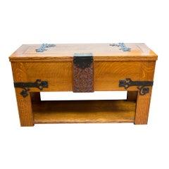 Kirtland K. Cutter Historic Arts & Crafts Trunk