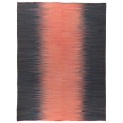 Kisara, Black Turkish Modernist Kilim