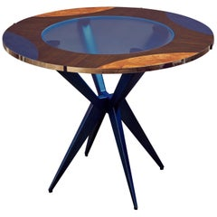 Kiss Me Round Side Table, Supreme Collection