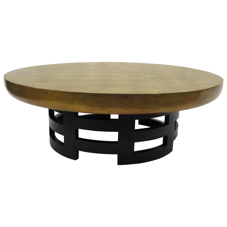 Kittinger Asian Inspired Coffee Table For
