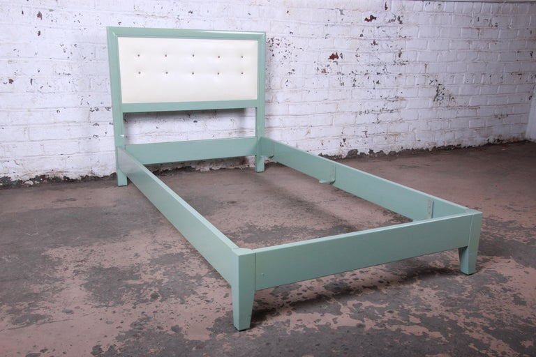 Kittinger Mandarin Collection Twin Beds, Pair For Sale 1