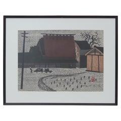 """Nara"" Japanese Townscape"