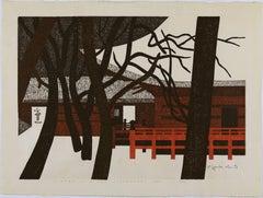 Winter in Nikko (Jyogyodo)