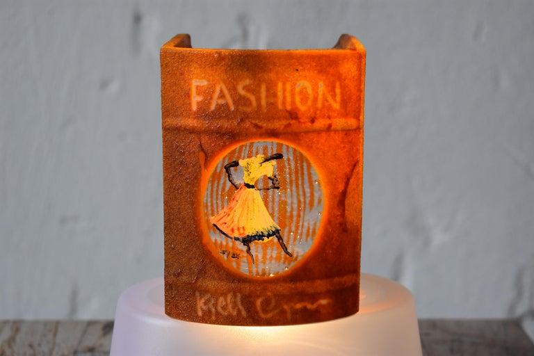Kjell Engman - Fashion - Book   7278019 - Kosta boda  Unique
