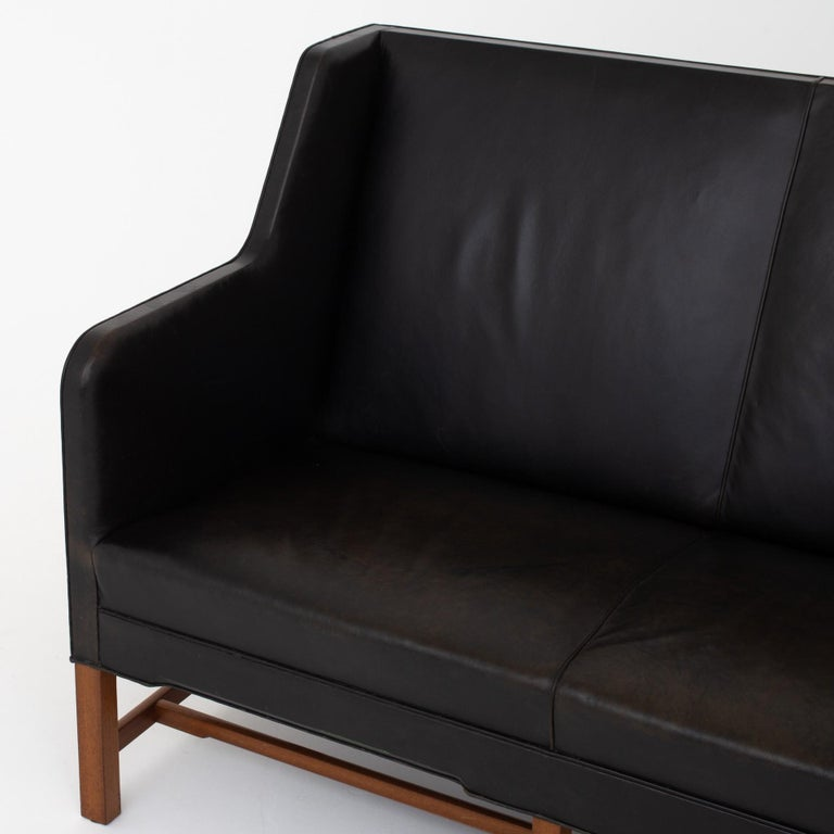 Lacquered KK 5011 Sofa by Kaare Klint For Sale