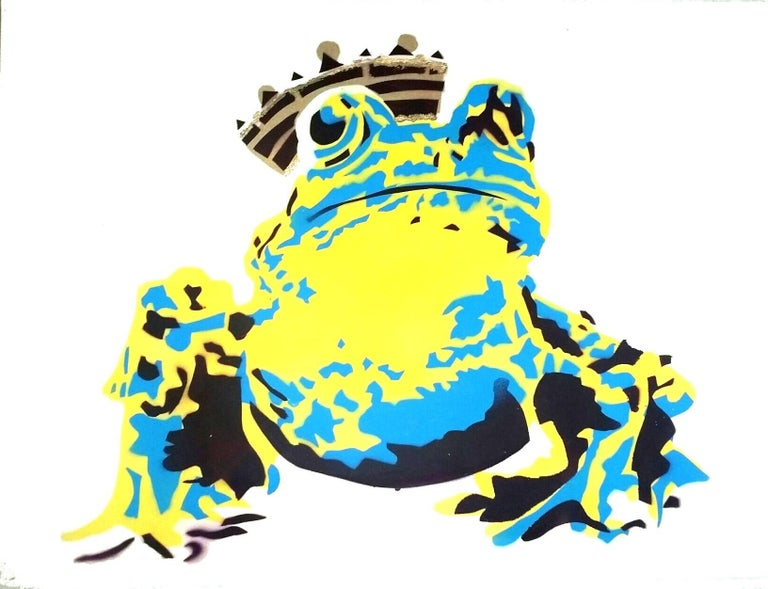 K.K. Animal Painting - My Frog Prince