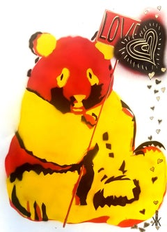 Panda:  LOVE