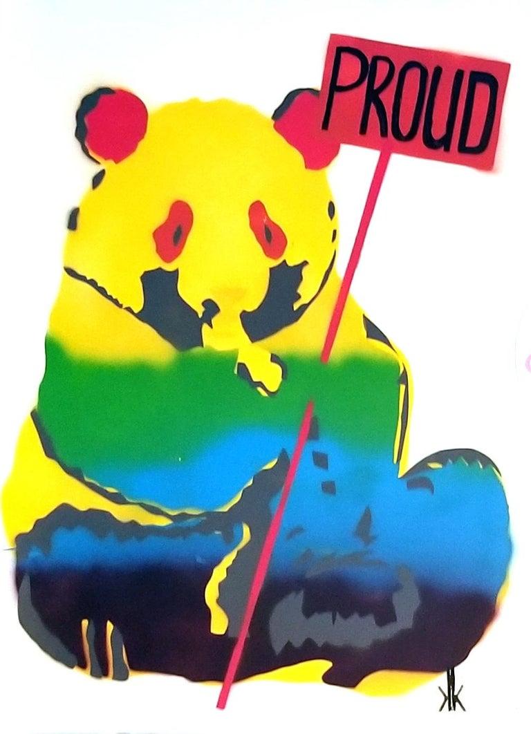 Panda SAVE THE HUMANS 8