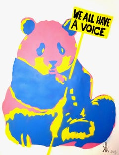 PANDA: We All Have A Voice