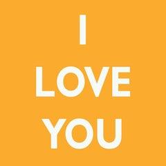 I Love You #3/25
