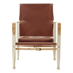 KK47000 Safari Chair in Ash Oil by Kaare Klint