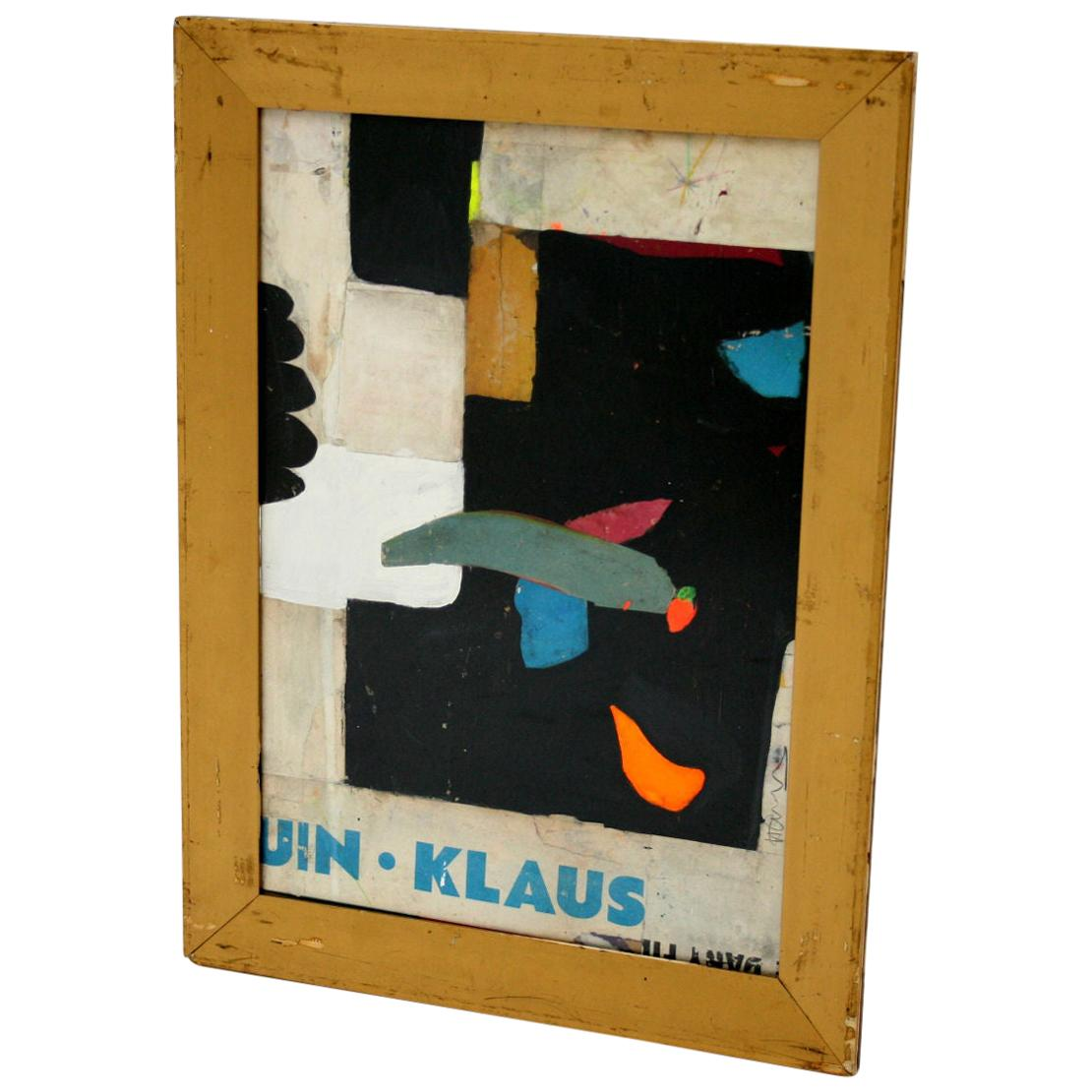 Klaus by Artist Huw Griffith