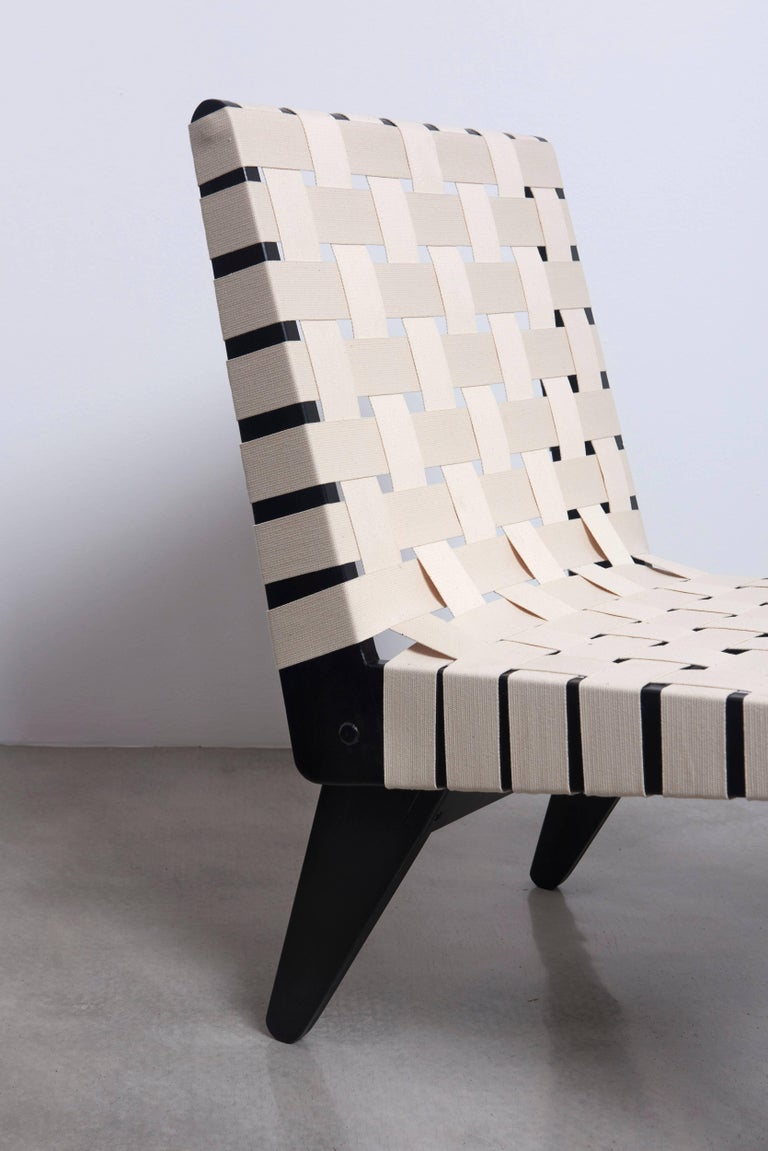 Mid-20th Century Klaus Grabe Lounge Chair For Sale