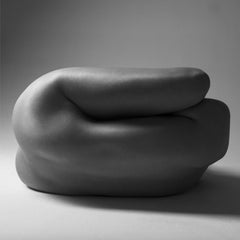156.05.11, Torsi series by Klaus Kampert - Black and White nude photography