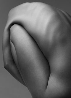 161.02.11 by Klaus Kampert (On body Forms series) - Fine Art nude photography