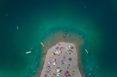 Still summertime - Aerial color photography