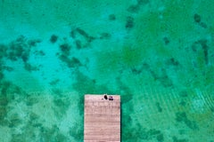 Togetherness - Color aerial photography