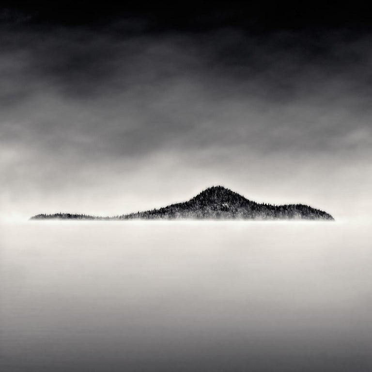 Klaus Rossler Black and White Photograph - Longing #5, Photograph, Archival Ink Jet