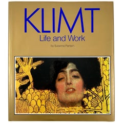 Klimt Life and & Work Art Book by Susanna Partsch, 1st Edition, 2002