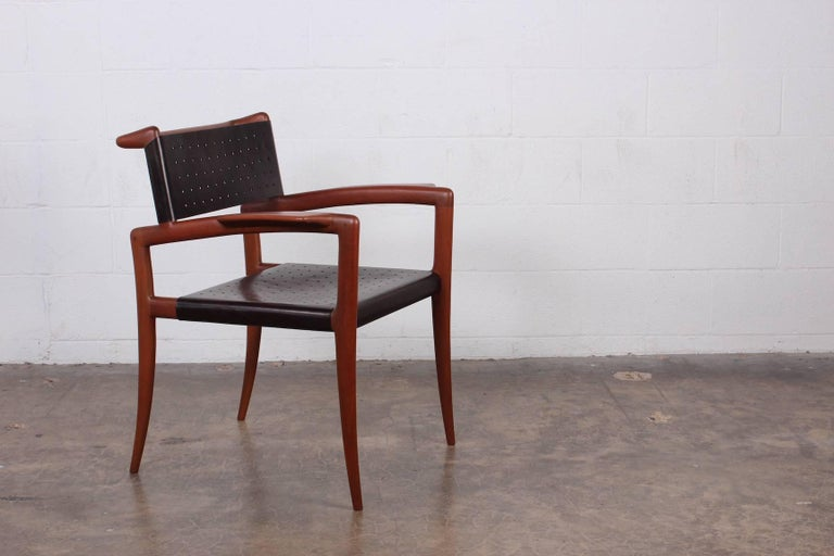 Klismos Chairs by Charles Allen For Sale 6