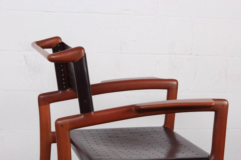 Klismos Chairs by Charles Allen For Sale 1