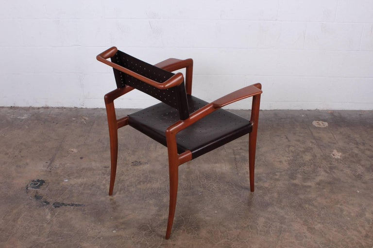 Klismos Chairs by Charles Allen For Sale 2
