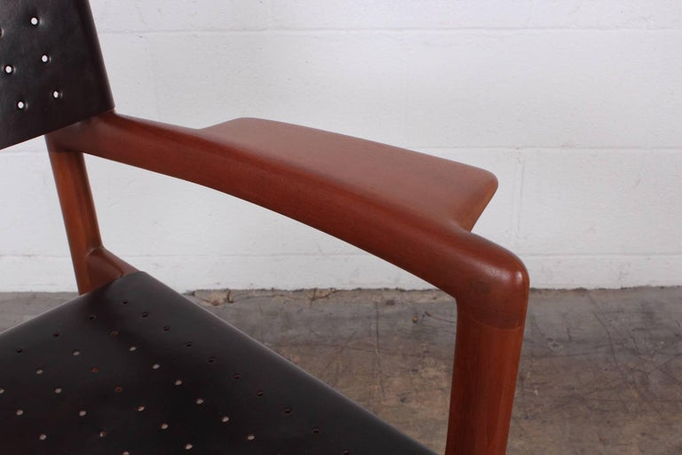 Klismos Chairs by Charles Allen For Sale 3