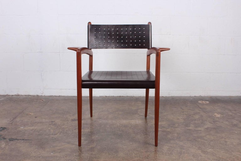Klismos Chairs by Charles Allen For Sale 5