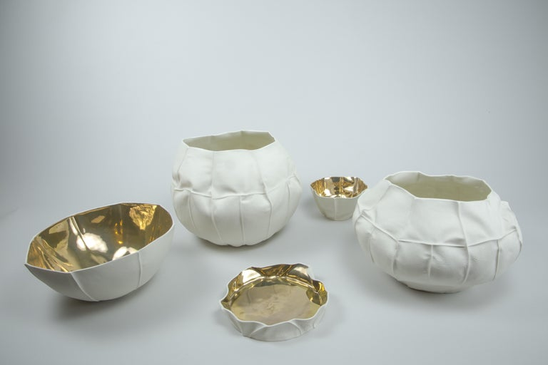Cast Kn01 by Luft Tanaka, Limited Edition Vessel, in Stock For Sale