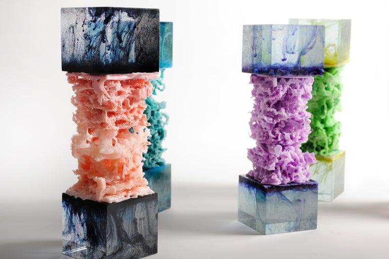 Glass vs. Plastic collection,