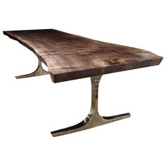 Knight Base Dining Table By Barlas Baylar
