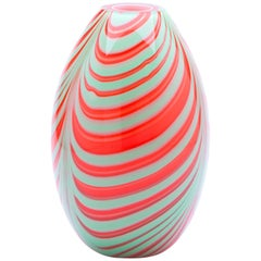 Knight Vase in Murano Glass by Karim Rashid