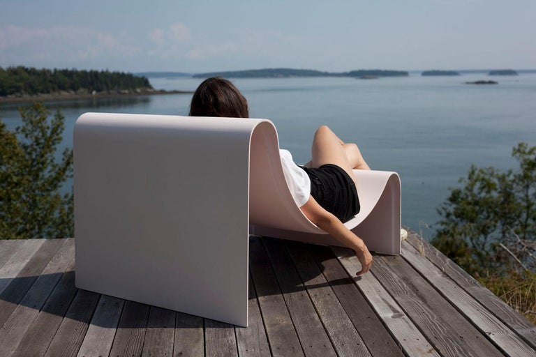 Knockabout Fiberglass Lounge Chair by Asa Pingree For Sale 7
