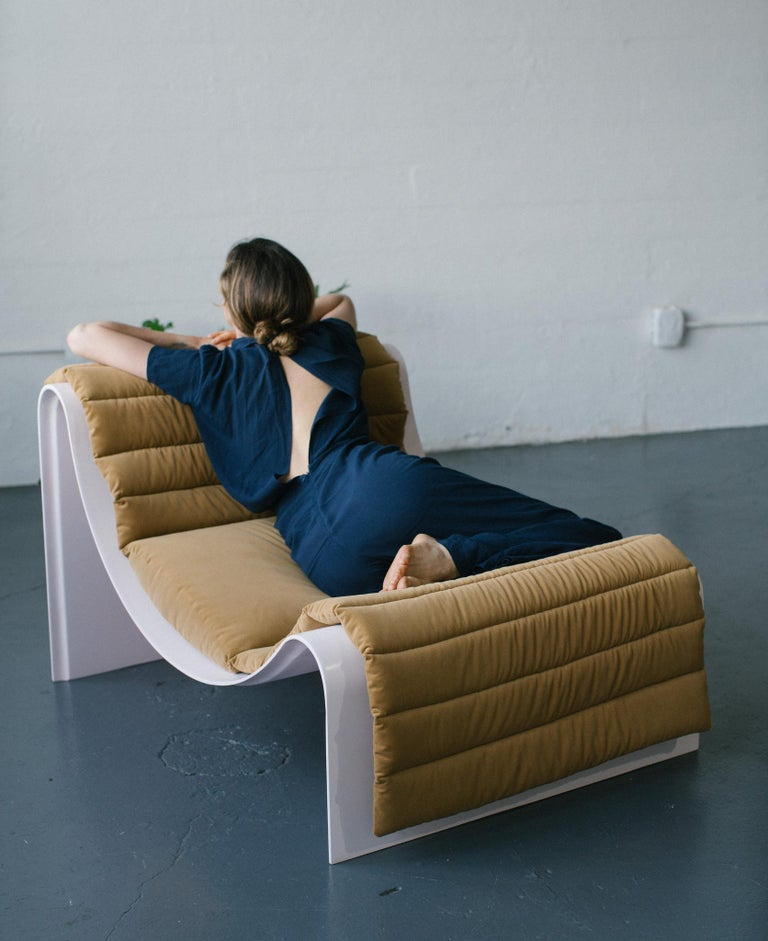 Knockabout Fiberglass Lounge Chair by Asa Pingree In New Condition For Sale In Brooklyn, NY