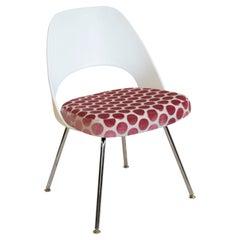 Knoll Armless Saarinen Chair Polka Dot Deluxe