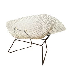 Knoll Bertoia Wide Diamond Chair