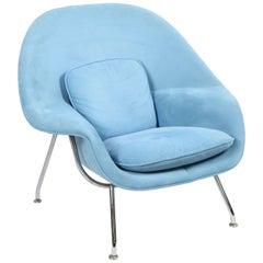Knoll Blue Mini Womb Chair