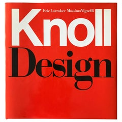 Knoll Design a Book by Eric Larrabee and Massimo Vignelli