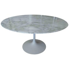 Knoll Dining Table, Round