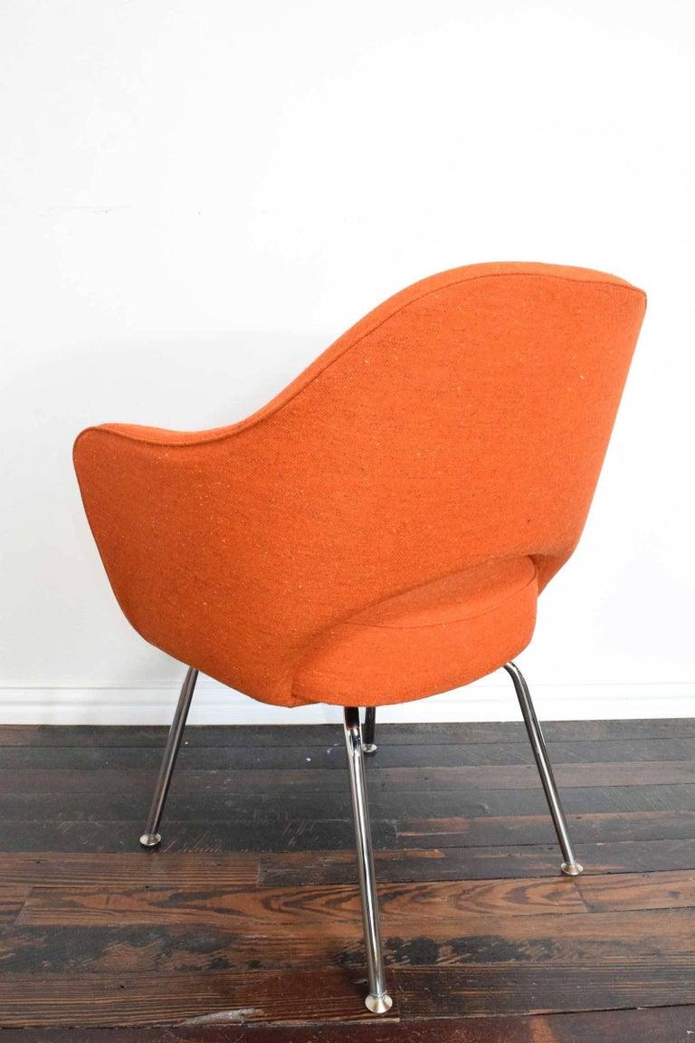 American Knoll Eero Saarinen Executive Armchair For Sale