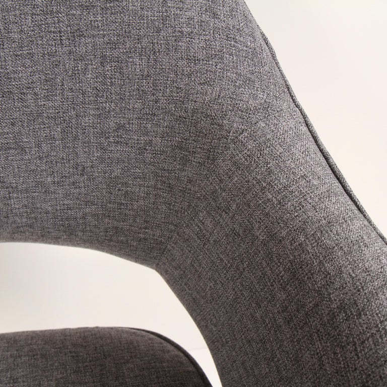 Mid-Century Modern Knoll Executive Armchair by Eero Saarinen For Sale