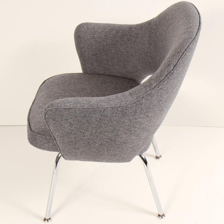 20th Century Knoll Executive Armchair by Eero Saarinen For Sale