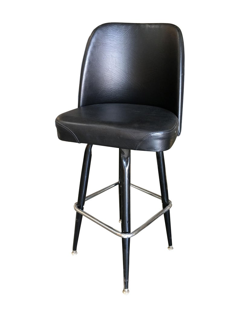 Miraculous Knoll Inspired Modernist Lounge Swivel Bar Stool Set Of Four Camellatalisay Diy Chair Ideas Camellatalisaycom