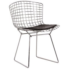 Knoll International Bertoia Side Chair Metal Chair Armchair