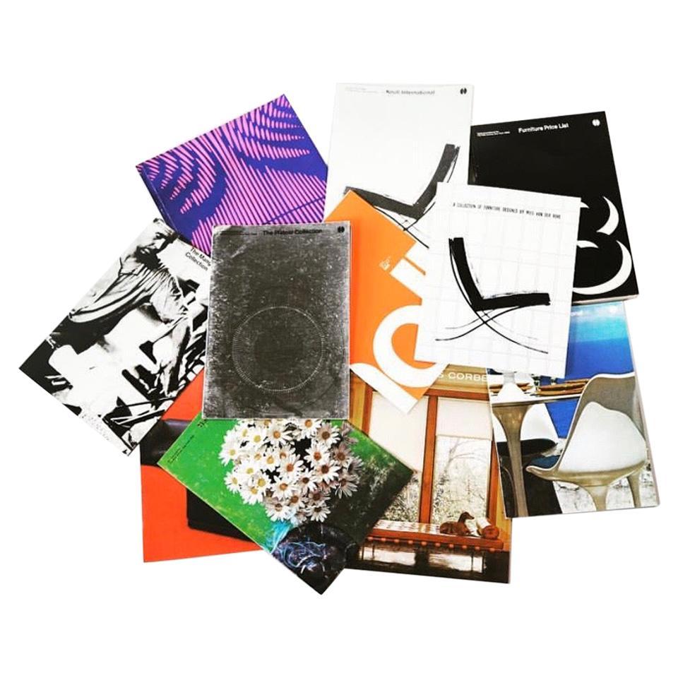 Knoll International Catalogs