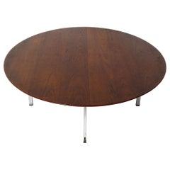 Knoll Parallel Bar Walnut Coffee Table