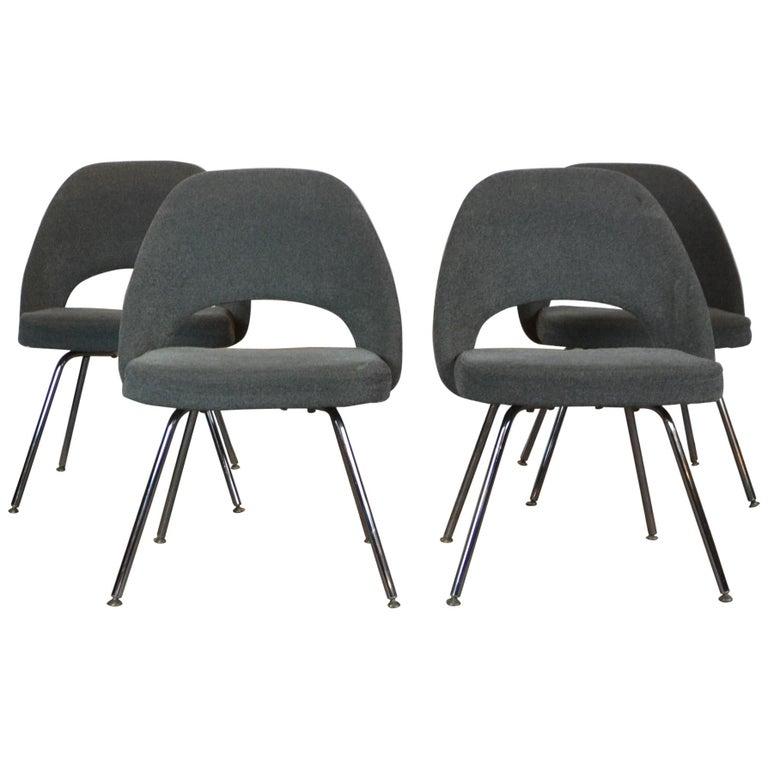 Knoll Saarinen Chairs For Sale